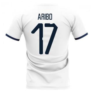 2020-2021 Glasgow Away Concept Football Shirt (Aribo 17)