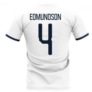 2020-2021 Glasgow Away Concept Football Shirt (Edmundson 4)