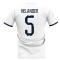 2020-2021 Glasgow Away Concept Football Shirt (Helander 5)