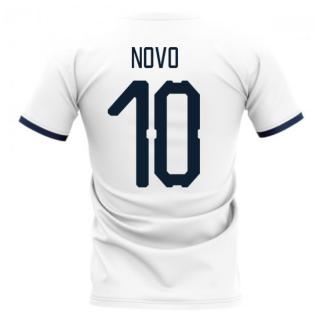 2020-2021 Glasgow Away Concept Football Shirt (NOVO 10)