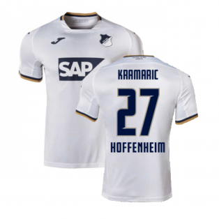 2020-2021 Hoffenheim Away Shirt (KRAMARIC 27)