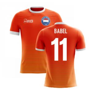 2020-2021 Holland Airo Concept Home Shirt (Babel 11) - Kids