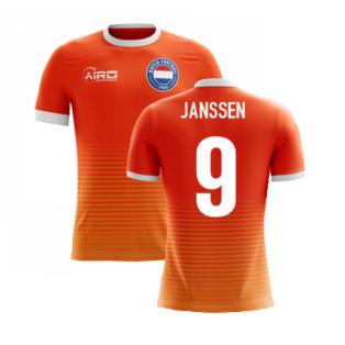 2020-2021 Holland Airo Concept Home Shirt (Janssen 9) - Kids