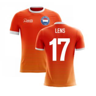 2020-2021 Holland Airo Concept Home Shirt (Lens 17) - Kids