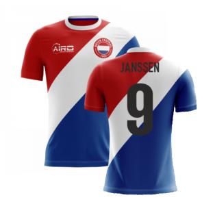 2020-2021 Holland Airo Concept Third Shirt (Janssen 9) - Kids