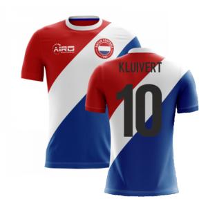 2020-2021 Holland Airo Concept Third Shirt (Kluivert 10) - Kids