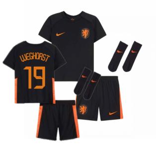 2020-2021 Holland Away Nike Baby Kit (WEGHORST 19)