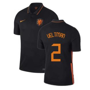 2020-2021 Holland Away Nike Football Shirt (VELTMAN 2)