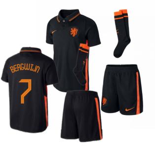 2020-2021 Holland Away Nike Mini Kit (BERGWIJN 7)