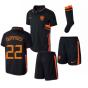 2020-2021 Holland Away Nike Mini Kit (DUMFRIES 22)