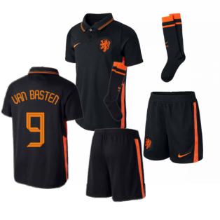 2020-2021 Holland Away Nike Mini Kit (VAN BASTEN 9)