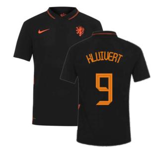 2020-2021 Holland Away Nike Vapor Match Shirt (KLUIVERT 9)