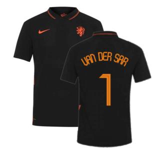 2020-2021 Holland Away Nike Vapor Match Shirt (VAN DER SAR 1)