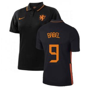 2020-2021 Holland Away Nike Womens Shirt (BABEL 9)