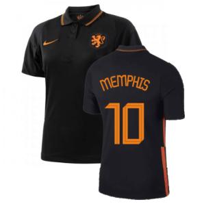 2020-2021 Holland Away Nike Womens Shirt (MEMPHIS 10)