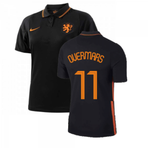 2020-2021 Holland Away Nike Womens Shirt (OVERMARS 11)