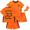 2020-2021 Holland Home Nike Baby Kit (DUMFRIES 22)