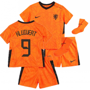 2020-2021 Holland Home Nike Baby Kit (KLUIVERT 9)