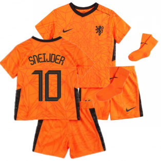 2020-2021 Holland Home Nike Baby Kit (SNEIJDER 10)