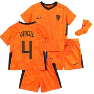 2020-2021 Holland Home Nike Baby Kit (VIRGIL 4)