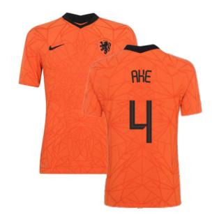 2020-2021 Holland Home Nike Vapor Match Shirt (AKE 4)