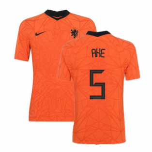 2020-2021 Holland Home Nike Vapor Match Shirt (AKE 5)