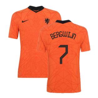 2020-2021 Holland Home Nike Vapor Match Shirt (BERGWIJN 7)