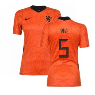 2020-2021 Holland Home Nike Womens Shirt (AKE 5)