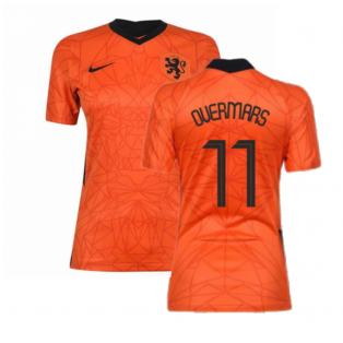 2020-2021 Holland Home Nike Womens Shirt (OVERMARS 11)