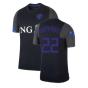 2020-2021 Holland Nike Training Shirt (Black) - Kids (DUMFRIES 22)