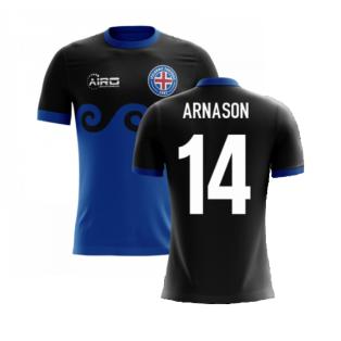 2020-2021 Iceland Airo Concept Third Shirt (Arnason 14) - Kids