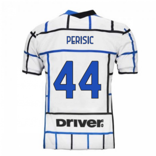 2020-2021 Inter Milan Away Nike Football Shirt (Kids) (PERISIC 44)