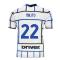 2020-2021 Inter Milan Away Nike Football Shirt (MILITO 22)