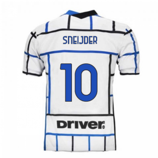 2020-2021 Inter Milan Away Nike Football Shirt (SNEIJDER 10)