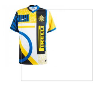 2020-2021 Inter Milan Fourth Shirt (J.ZANETTI 4)