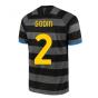 2020-2021 Inter Milan Third Shirt (Kids) (GODIN 2)