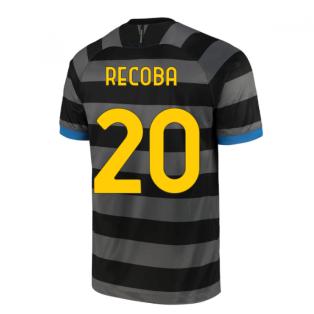 2020-2021 Inter Milan Third Shirt (Kids) (RECOBA 20)