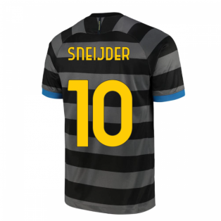 2020-2021 Inter Milan Third Shirt (Kids) (SNEIJDER 10)