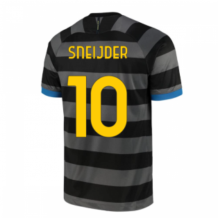2020-2021 Inter Milan Third Shirt (SNEIJDER 10)