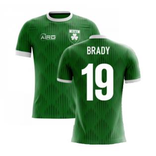 2020-2021 Ireland Airo Concept Home Shirt (Brady 19) - Kids