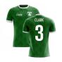 2020-2021 Ireland Airo Concept Home Shirt (Clark 3) - Kids