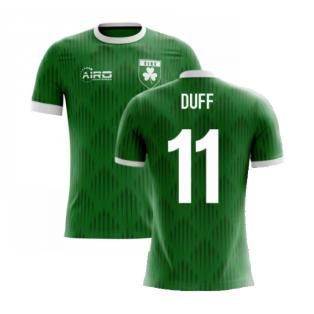 2020-2021 Ireland Airo Concept Home Shirt (Duff 11) - Kids