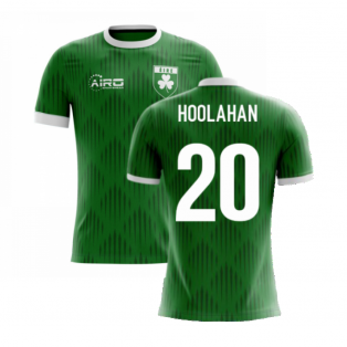 2020-2021 Ireland Airo Concept Home Shirt (Hoolahan 20) - Kids