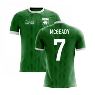 2020-2021 Ireland Airo Concept Home Shirt (McGeady 7) - Kids