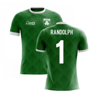 2020-2021 Ireland Airo Concept Home Shirt (Randolph 1) - Kids