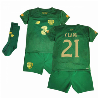 2020-2021 Ireland Home Little Boys Mini Kit (CLARK 21)
