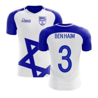 2020-2021 Israel Home Concept Football Shirt (BEN HAIM 3) - Kids