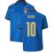 2020-2021 Italy Home Puma Football Shirt (Kids) (INSIGNE 10)
