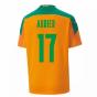 2020-2021 Ivory Coast Home Shirt (Kids) (AURIER 17)