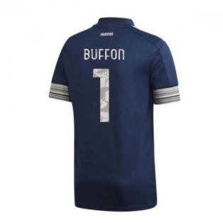 2020-2021 Juventus Adidas Away Shirt (Kids) (BUFFON 1)